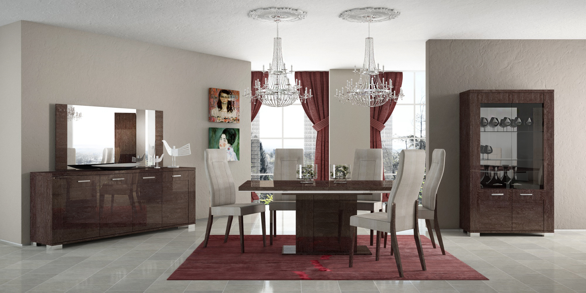 modern formal dining room furniture. Prestige Dining With Straight Handles Available For \u003cb\u003eSPECIAL Modern Formal Room Furniture C