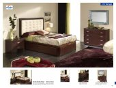Bedroom  Furniture Modern  Bedrooms Alicante 515 Wenge, M77, C77, E96
