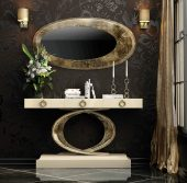 Brands Franco AZKARY II CONSOLES, Spain CII.10 Console Table and mirror