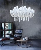 Brands Euroluce Iceberg Collection Iceberg L12+6+6