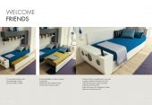 Collections SMA Modern Bedrooms, Italy JUNIOR SOFA BED