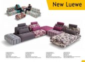 Collections VYM Modern Living Room, Spain NEW LUEWE