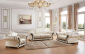 Living Room Furniture Sofas Loveseats and Chairs Apolo Pearl