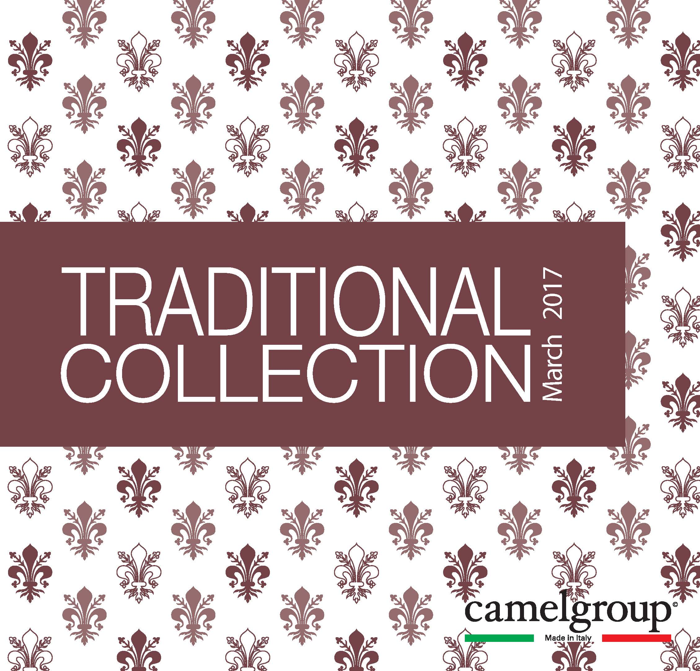 Camelgroup Traditional Catalog Italy