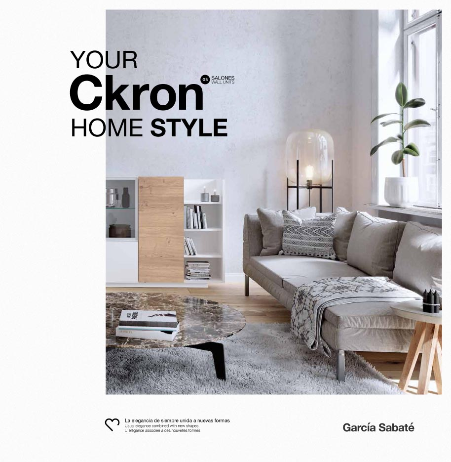 Garcia Sabate Ckron Catalog Spain