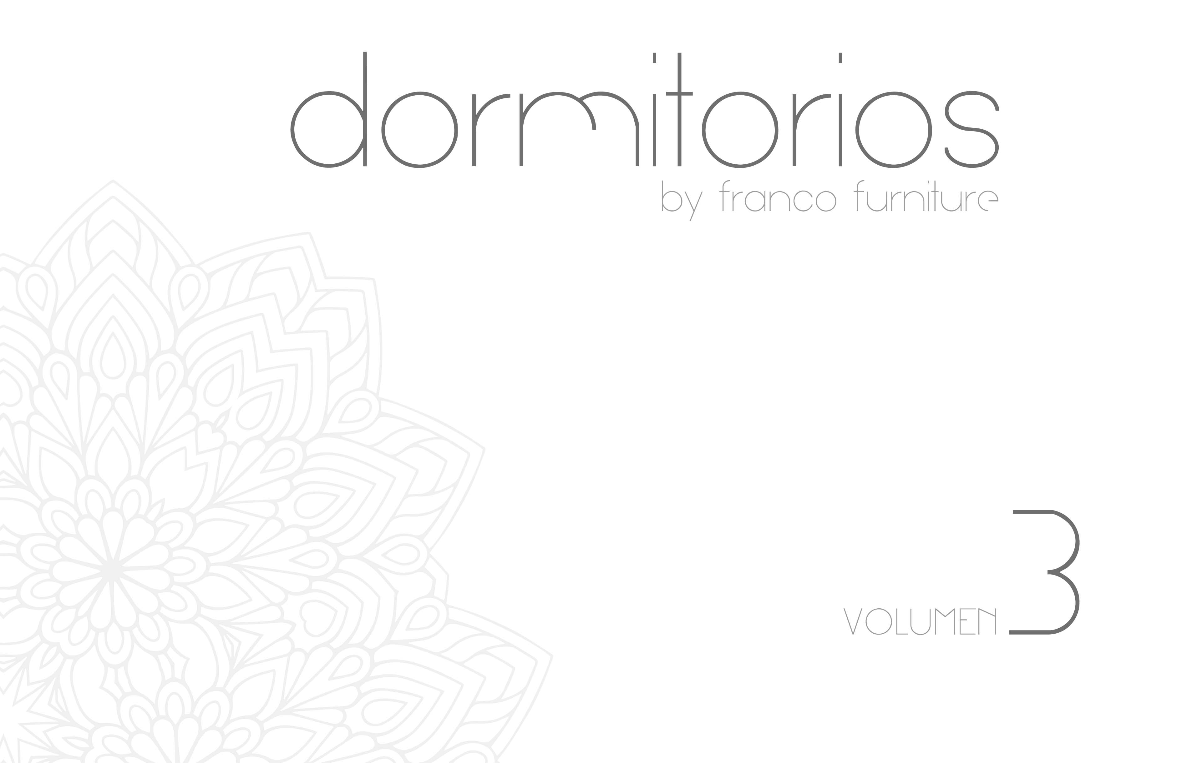 Franco Dormitorios Catalog Volume 3, Spain