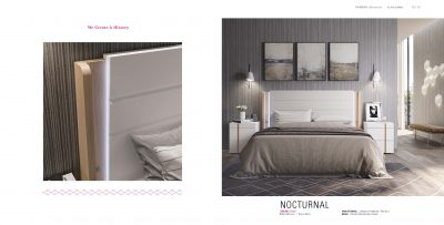 Brands Garcia Sabate, Modern Bedroom Spain YM34