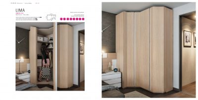 Brands Garcia Sabate, Modern Bedroom Spain YM521 Wardrobes