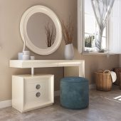 Brands Franco Furniture New BELLA Vanity Chest NB26 Vanity Dresser