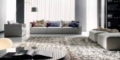 Brands Formerin Modern Living Room, Italy Morgan